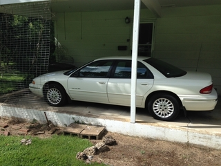 1997 Chrysler Concord LX: Only 57,836 miles