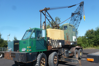 Cranes, Welding Equipment & Steel Tanks