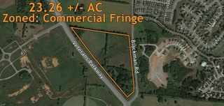 23.26 +/- AC Ready for Residential and Commercial Development