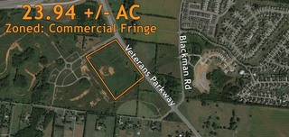 23.94 +/- AC Ready for Residential and Commercial Development