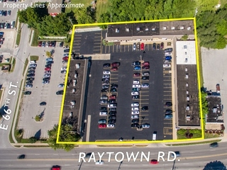 NO RESERVE AUCTION: Raytown Centre 65 - Income Producing 25,000 Sq. Ft. Strip Center on 2 Acres m/l, Raytown, Missouri - For Sale at No Reserve Auction