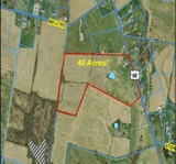 Sold 2011/04/08 - 40 Acres at 1211 US Route 68 S