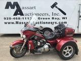 Harley Davidson Trike, New items, Furniture, Estate type items