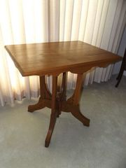 Lot# 101 - East Lake Spoon Carved Parlor