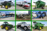 Super Clean and Green Retirement Farm Equipment Auction