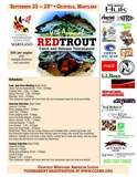 Sept 24 - Red Trout Tournament