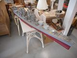 Antique Furniture, Model Ships newly added to KOT