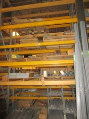 Pallet Racks in auction
