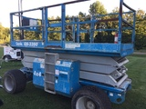 2007 Genie GS3390 All Terrain Scissor Lift