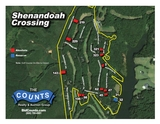 14 Residential Building Lots in Shenandoah Crossing