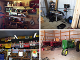 Tractors, Construction, Tools & Signs - Dallas, WI