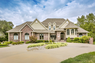 Luxury Estate Auction: Stunning Custom Home on 4.5 Acres | Lee's Summit, MO