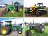October Farm & Heavy Equipment Consignment – Prairie Farm, WI