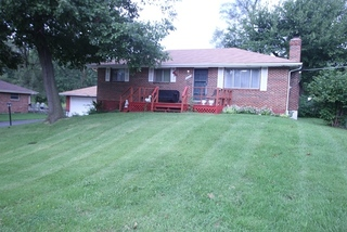 Probate Estate Auction: Solid All Brick 3 Bedroom R-Ranch with 3 Garage Bays, Det. Garage/Workshop | Kansas City, MO  For Sale At Online Auction