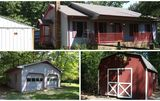 MOVE-in-READY 3 BR/2 BA HOME w/GARAGE/WORKSHOP on 2.9 +/- ACRES in ORANGE COUNTY, VA -