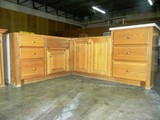 Custom Built Cabinets for Sale