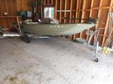 Estate Auction Bass Boat, Tools, Household
