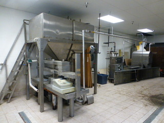 VA TOFU FACTORY EQUIPMENT AUCTION LOCAL PICKUP ONLY