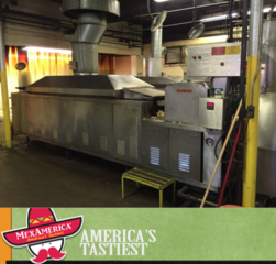 Internet Bidding Only Auction - Equipment Formerly of MexAmerica Foods