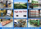 Complete Manufacturing Business Retirement Auction for Douglas Manufacturing, Inc