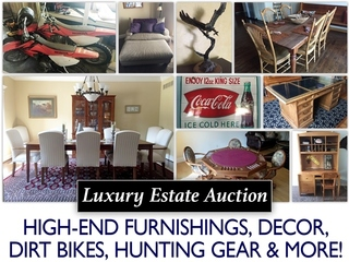 Luxury Estate Downsizing Auction