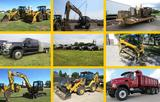 Super Clean & Well-Maintained Construction Equipment Business Liquidation Absolute Auction