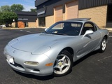 PRIVATE VEHICLE AUCTION! A WELL KEPT 1994 MAZDA RX7 2-DOOR COUPE, MANUAL TRANSMISSION, TWIN TURBO,  66k MILES!
