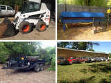 Shop Equipment From Multiple Bankruptcies - Green Bay, WI