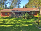 3BR Ranch Home on 40± Wooded Acres - Glidden, WI