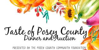 TASTE OF POSEY COUNTY DINNER AND AUCTION