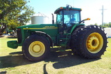 11/9 TRACTORS * TRUCKS * TRAILERS * TILLAGE * COTTON/HAY EQUIPMENT