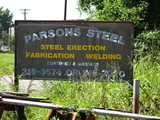 PARSONS STEEL ERECTION, FABRICATION & WELDING