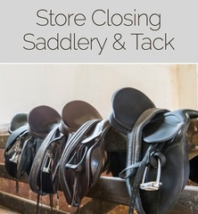 Closed and Sold JUST ADDED! 80+ lots! Saddle and Tack Shop