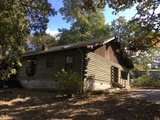 CABIN STYLE CUSTOM BUILT HOME ON 8+/- ACRES W/POND - CABOT AR