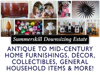 Northeast Estate Auction: Home Furnishings, Décor & Collectibles