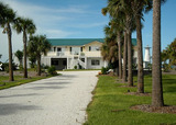 Sarasota County Owned Real Estate Auction, Florida - Magnificent Point Lot Home, Englewood, Florida
