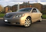 PRIVATE VEHICLE AUCTION! A VERY WELL KEPT 2007 TOYOTA CAMRY XLE 4-DOOR, AUTOMATIC TRANSMISSION, FULLY LOADED!