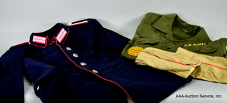 WWII Military Uniforms
