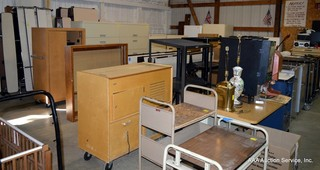 FWCS Surplus Tables, Carts, & More