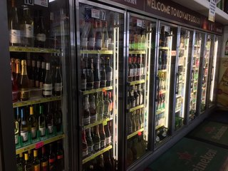 DC LIQUOR STORE EQUIPMENT AUCTION LOCAL PICKUP ONLY