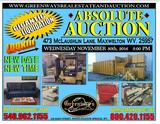 GREAT Equipment Auction