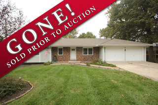 GONE! Owner Ordered Auction: 3+ Bedroom Home With No Reserve | Pleasant Valley, MO