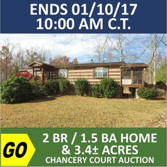 ONLINE CHANCERY COURT AUCTION - Real Estate