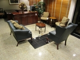 EXECUTIVE OFFICE FURNITURE / FILE CABINETS / COMPUTERS & EQUIPMENT AUCTION