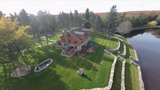 Spectacular Water Front Estate on 80 Acres