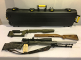 Antique Toy Collection, Large Gun Collection