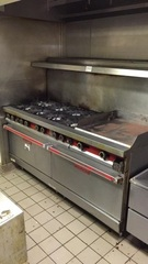 ABSOLUTE ONLINE AUCTION - COMMERCIAL KITCHEN EQUIPMENT