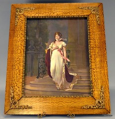 Ornate Framed Print
