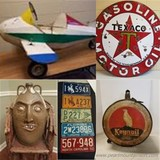 NEW YEARS EVE EXTRAVAGANZA AMERICANA AUCTION - Join us at the Live Auction or Bid Online at Proxibid