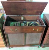 Capehart Radio, Woodmaster Planer, Appliances, Modern Furniture, Vintage Toys, Vintage Radios, & Much More!